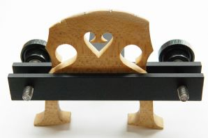 Cello Bridge Foot Fitting Jig